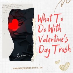 What To Do With Valentines Day Trash