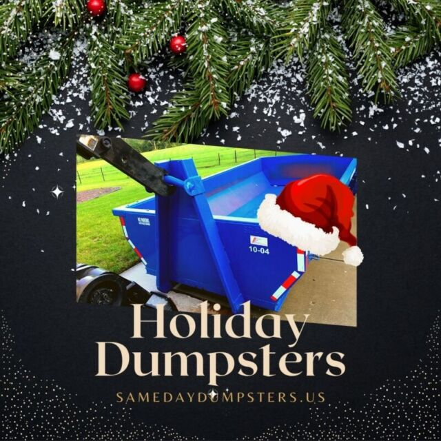 Holiday Dumpsters