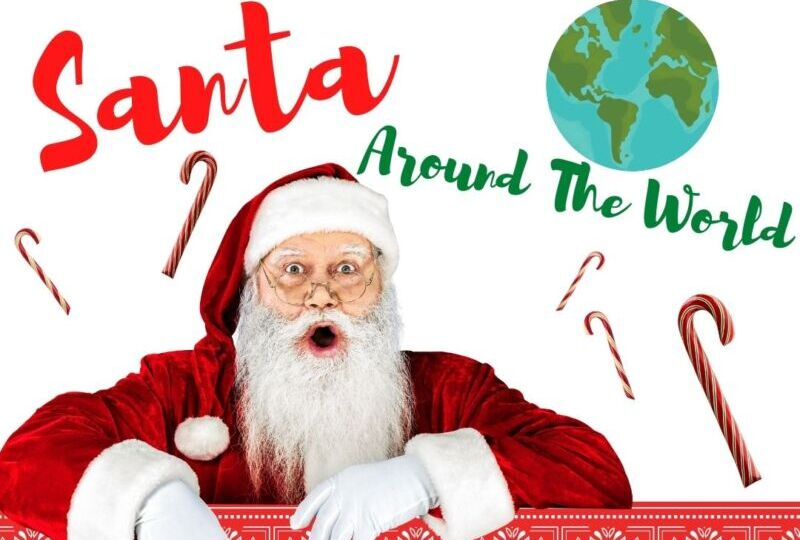 Santa Around The World