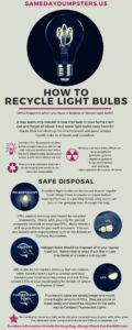 How To Recycle Light Bulbs