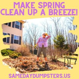 Make Spring Clean Up A Breeze