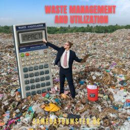 Waste management and utilization